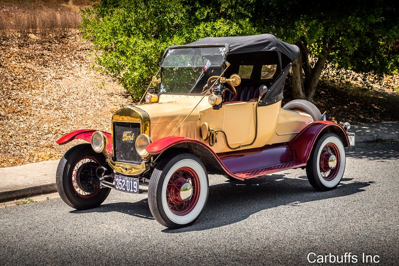 1923 Ford Model T Runabout | Concord, CA | Carbuffs