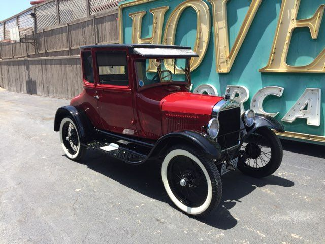 1926 Ford Model T Coupe in Boerne, Texas 78006