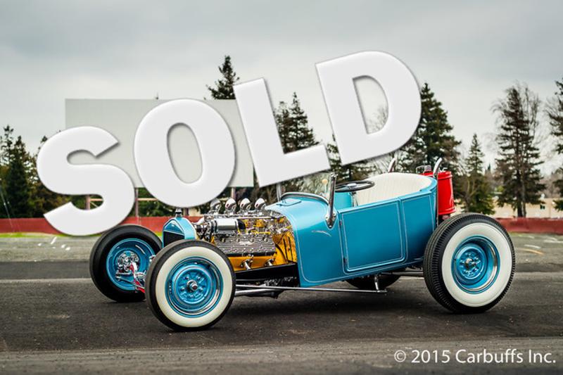 1926 Ford Model T Hot Rod | Concord, CA | Carbuffs
