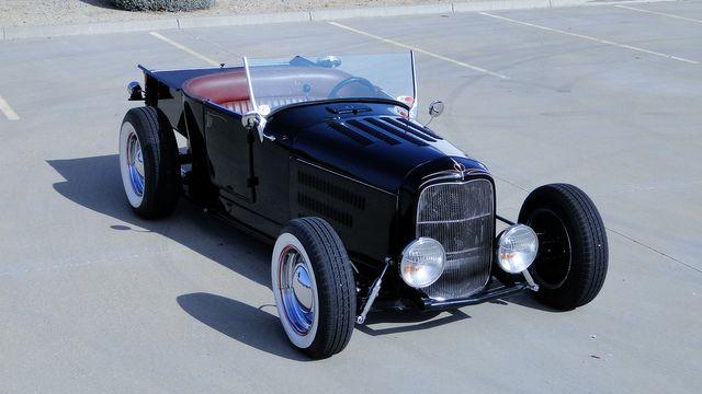 1927 Ford T ROADSTER PICK-UP 5 SPEED W/ 327 TRI-POWER Phoenix, Arizona 4