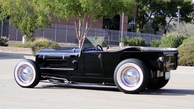 1927 Ford T ROADSTER PICK-UP 5 SPEED W/ 327 TRI-POWER Phoenix, Arizona 9