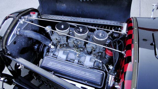 1927 Ford T ROADSTER PICK-UP 5 SPEED W/ 327 TRI-POWER Phoenix, Arizona 3