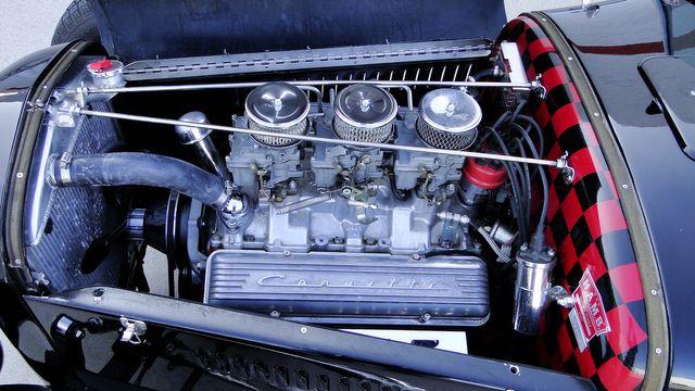 1927 Ford T ROADSTER PICK-UP 5 SPEED W/ 327 TRI-POWER Phoenix, Arizona 27