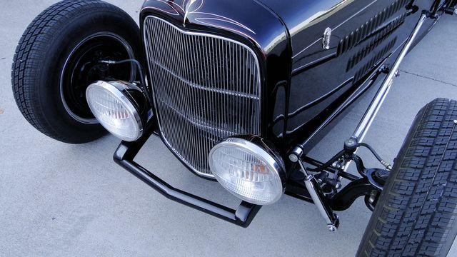 1927 Ford T ROADSTER PICK-UP 5 SPEED W/ 327 TRI-POWER Phoenix, Arizona 28