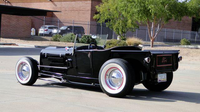 1927 Ford T ROADSTER PICK-UP 5 SPEED W/ 327 TRI-POWER Phoenix, Arizona 10
