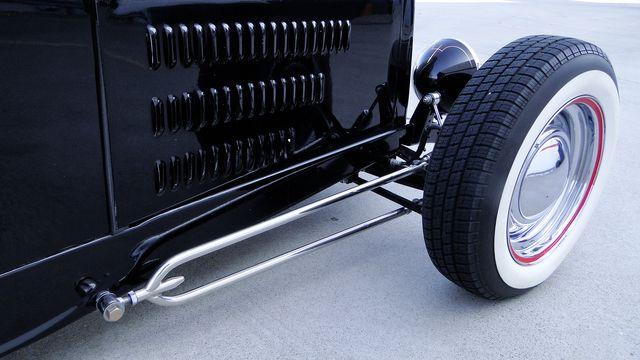 1927 Ford T ROADSTER PICK-UP 5 SPEED W/ 327 TRI-POWER Phoenix, Arizona 33
