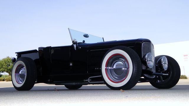 1927 Ford T ROADSTER PICK-UP 5 SPEED W/ 327 TRI-POWER Phoenix, Arizona 35