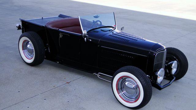1927 Ford T ROADSTER PICK-UP 5 SPEED W/ 327 TRI-POWER Phoenix, Arizona 40