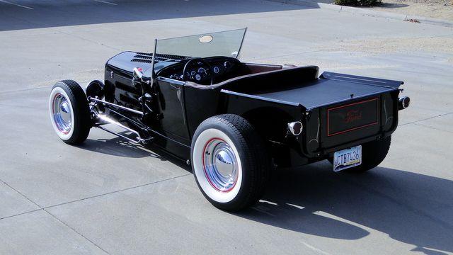 1927 Ford T ROADSTER PICK-UP 5 SPEED W/ 327 TRI-POWER Phoenix, Arizona 20