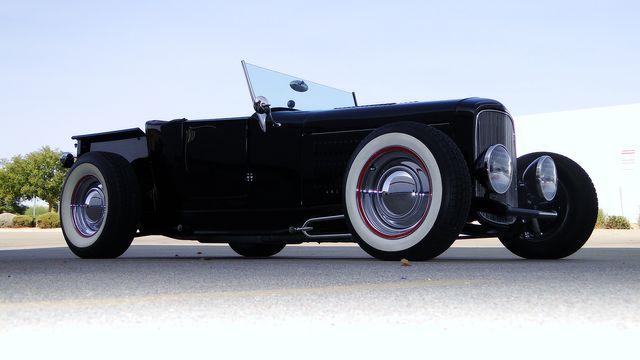 1927 Ford T ROADSTER PICK-UP 5 SPEED W/ 327 TRI-POWER Phoenix, Arizona 30