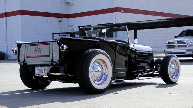 1927 Ford T ROADSTER PICK-UP 5 SPEED W/ 327 TRI-POWER Phoenix, Arizona 17