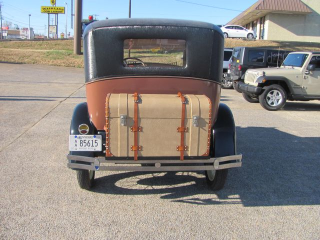 1928 Ford A LEATHER BACK Dickson, Tennessee 4