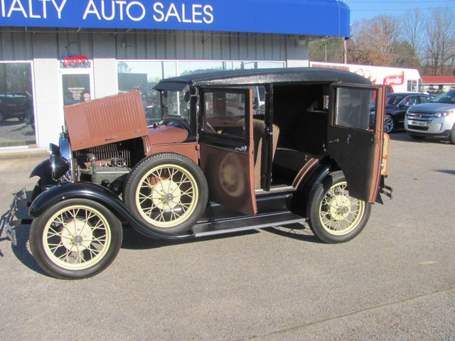 1928 Ford A LEATHER BACK Dickson, Tennessee 6