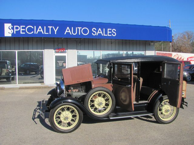 1928 Ford A LEATHER BACK Dickson, Tennessee 7