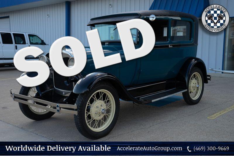 1928 Ford Model A 2 Door  in Rowlett Texas