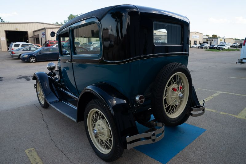 1928 Ford Model A 2 Door  in Rowlett, Texas