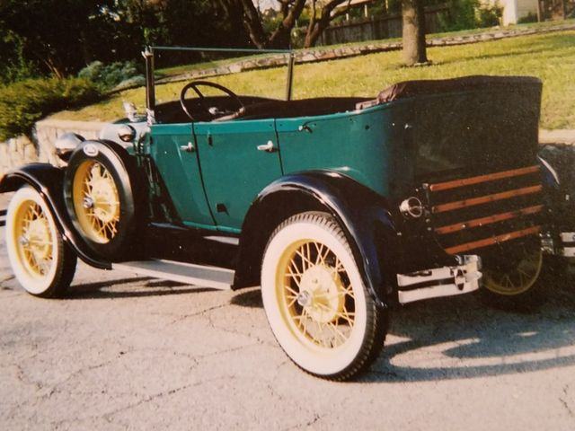 1928 Ford Model Phaeton Boerne, Texas 0
