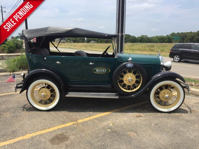 1928 Ford Model Phaeton in Boerne, Texas 78006