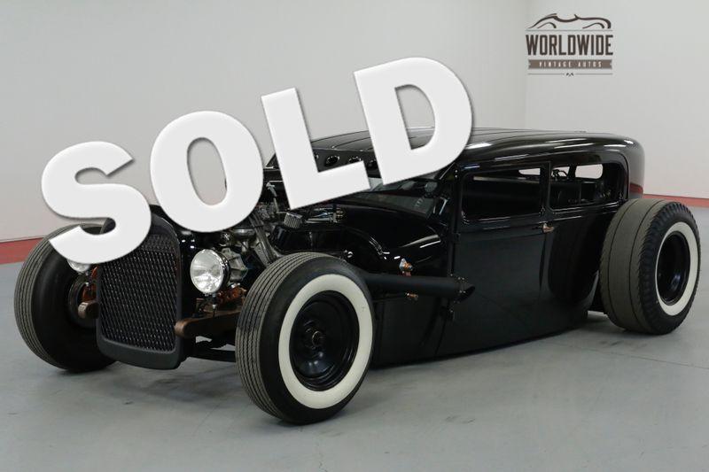 1929 Ford 2 DOOR CUSTOM  | Denver, CO | Worldwide Vintage Autos