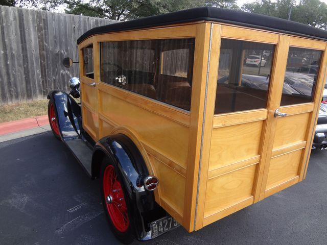1929 Ford Model A Woody Wagon Austin , Texas 1