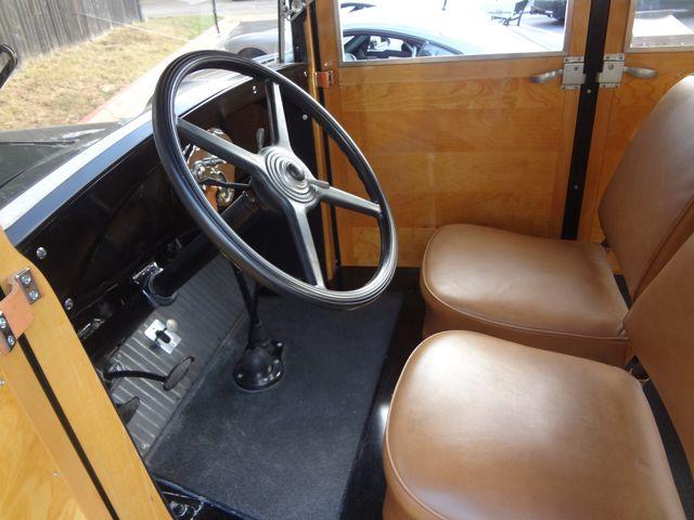 1929 Ford Model A Woody Wagon Austin , Texas 4