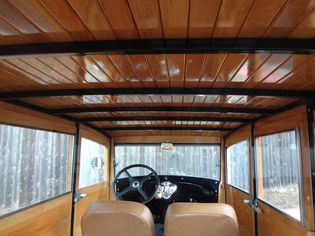 1929 Ford Model A Woody Wagon Austin , Texas 6