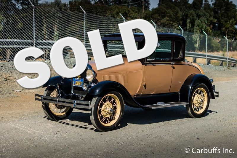 1929 Ford Model A Rumble Seat | Concord, CA | Carbuffs