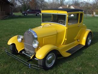 1929 Ford Model A    Mokena, Illinois   Classic Cars America LLC in Mokena Illinois