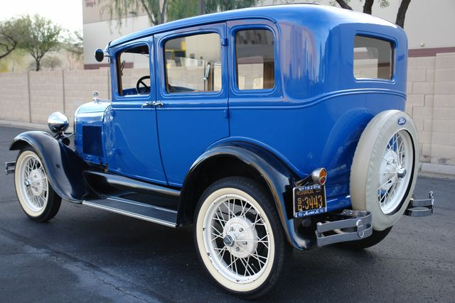 1929 Ford Model A  Murray Town Sedan Phoenix, AZ 6