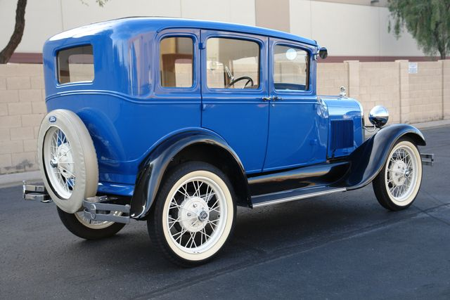 1929 Ford Model A  Murray Town Sedan Phoenix, AZ 2