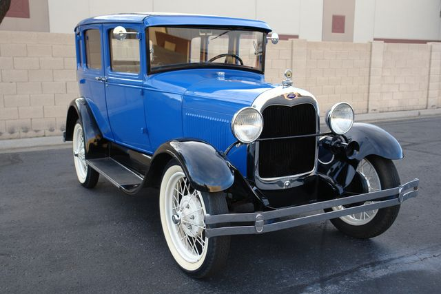 1929 Ford Model A  Murray Town Sedan Phoenix, AZ 12