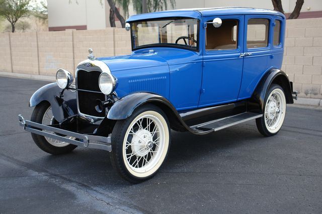 1929 Ford Model A  Murray Town Sedan Phoenix, AZ 13