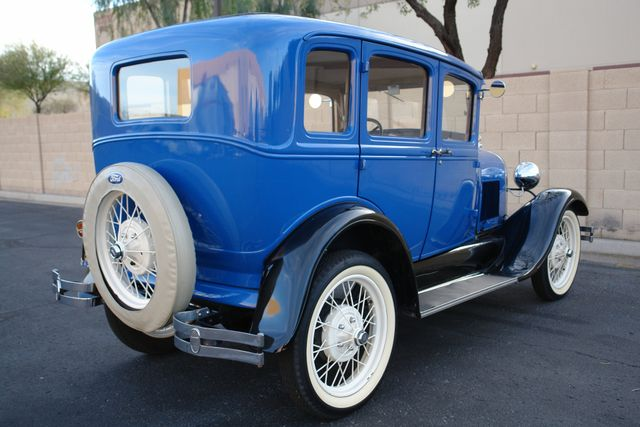 1929 Ford Model A  Murray Town Sedan Phoenix, AZ 23