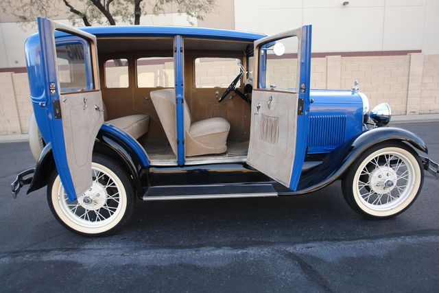 1929 Ford Model A  Murray Town Sedan Phoenix, AZ 24