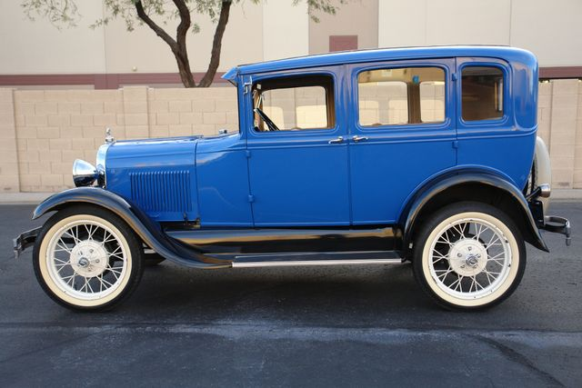 1929 Ford Model A  Murray Town Sedan Phoenix, AZ 33
