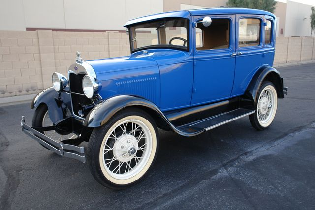 1929 Ford Model A  Murray Town Sedan Phoenix, AZ 4
