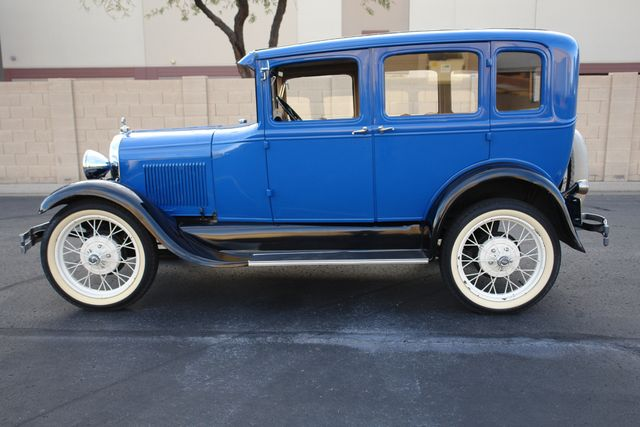 1929 Ford Model A  Murray Town Sedan Phoenix, AZ 5