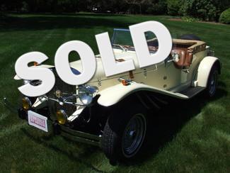 1929 Mercedes Gazelle    Mokena, Illinois   Classic Cars America LLC in Mokena Illinois