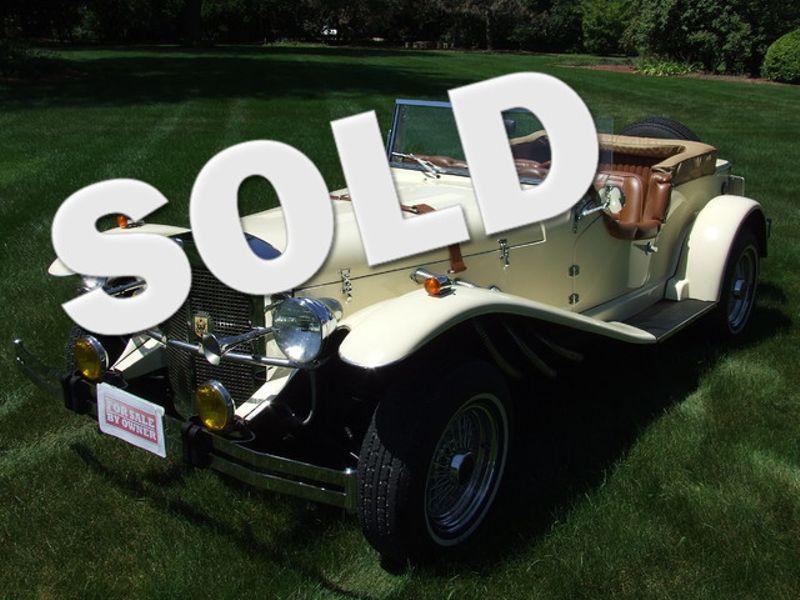 1929 Mercedes Gazelle Mokena Illinois Classic Cars America Llc