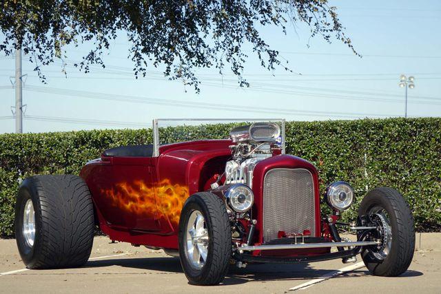 1929 Ford Model A 650+ HP * ROADSTER * Blown 383 Stroker * HOT ROD *