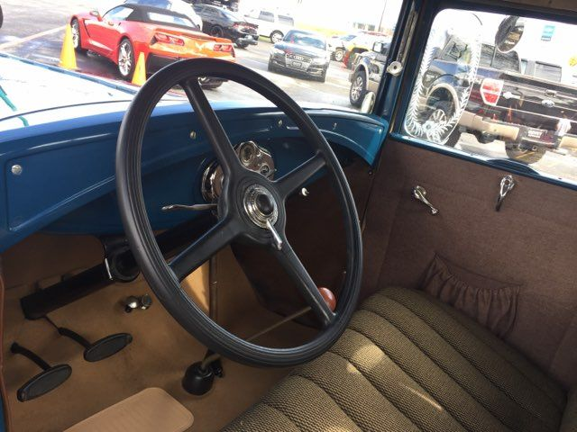 1930 Ford Model A Sport Coupe with Rumble Seat in Boerne, Texas 78006