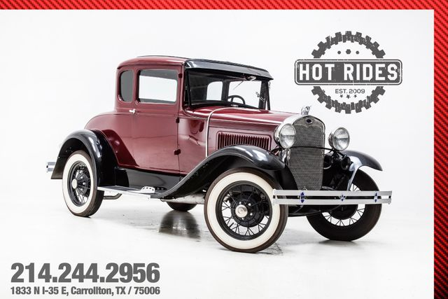 1930 Ford Model-A