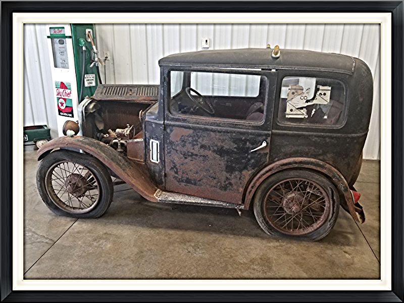 1931 Austin BANTAM A7   in , Ohio