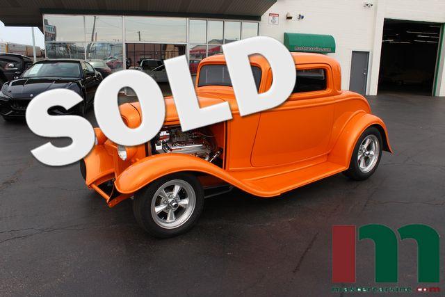 1932 Ford 3 Window Coupe  | Granite City, Illinois | MasterCars Company Inc. in Granite City Illinois