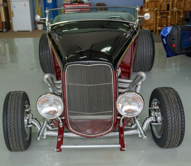 1932 Ford Model B Roadster Hot Rod San Diego, California 8