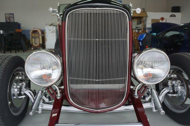 1932 Ford Model B Roadster Hot Rod San Diego, California 7