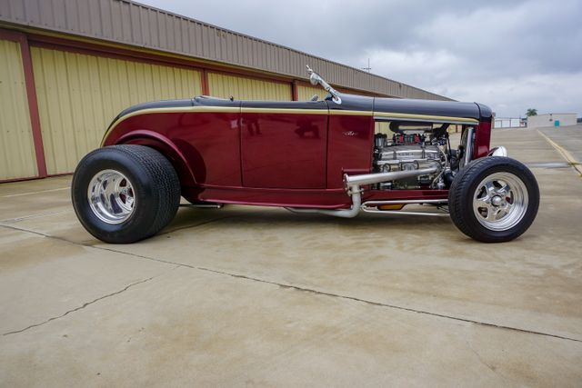 1932 Ford Model B Roadster Hot Rod San Diego, California 36