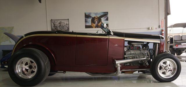 1932 Ford Model B Roadster Hot Rod San Diego, California 5
