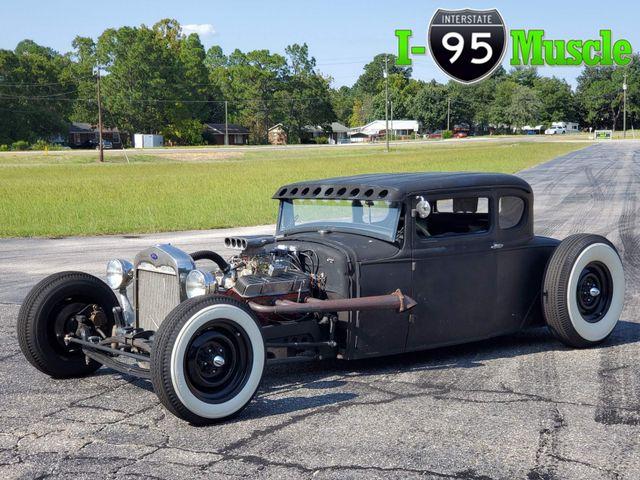 1930 Ford Model A 5 Window Rat Rod