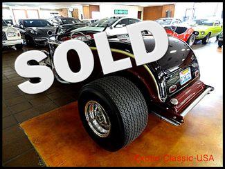 1932 Ford Model B Roadster Hot Rod La Jolla, California